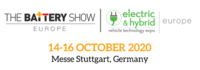 The Battery Show Europe  logo